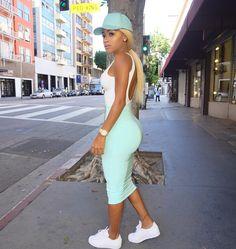 « Simple All White Top & Jeans @klosetenvy Shoes Balmain Bag LV Hair @flawlessillusionhair Glasses & Necklace Balmain »