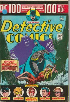 Detective Comics No. 440  1974  100 Page Super by TheSamAntics