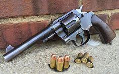 M1917 Colt Revolver .45 ACP USGI Fury Brad Pitt 1917