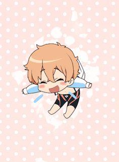 Free! gif :: Nagisa Hazuki ^-^