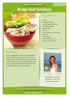 Ciabatta, Falafel, Skinny Recipes, Healthy Recipes, Skinny Meals, Tacos And Burritos, Healthy Wraps, Go For It, Pasta
