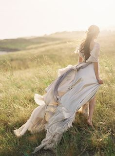 Samuelle Couture | Jose Villa | I can't stay away from this photo-shoot. So ethereal and Grecian.