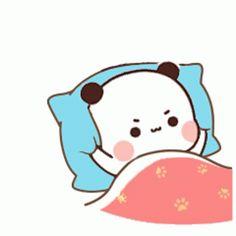Cute Anime Cat, Cute Bunny Cartoon, Cute Cartoon Pictures, Cute Love Pictures, Cute Love Cartoons, Cute Cat Gif, Cute Images, Cute Bear Drawings, Cute Cartoon Drawings