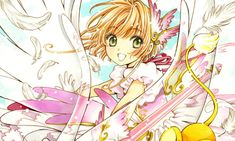 Detalles del nuevo anime de Cardcaptor Sakura en la revista Nakayoshi
