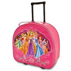 Disney Princess Rolling Luggage   Luggage   Disney Store