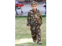 Indian Army General Costume (3-6 Years) for Kids for Rent