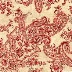 eQuilter Pristine Paisley - Palace Dreams - Linen