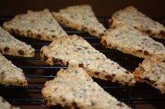 Recipe for Chocolate Chip Shortbread | Two Peas & Their Pod