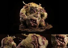 Nurgle-Great-unclean-one-Forgeworld-pro-painted