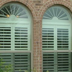 Pin By The Shutter Gal On Plantation Shutters Arched