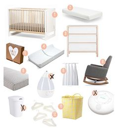 The Ultimate Baby Registry Guide - Joya Rocker Liapela.com Baby Registry  Must Haves c81c8232b205