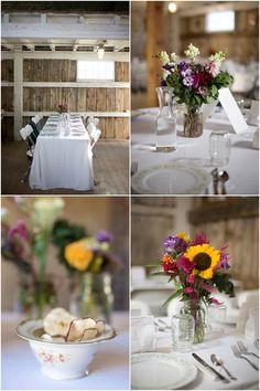 DIY farm wedding by Lara Kimmerer | Photographer