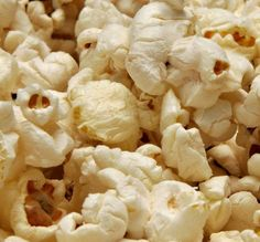 Cómo hacer palomitas de maíz (receta)