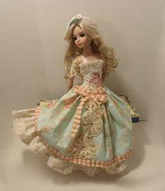 Ellowyne Tea Dyed Victorian Froufrou Fashion Outfit by tweetweed via  eBay, ends 5/7/14 BIN  $39.99