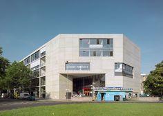 Clarke und Kuhn · freie Architekten Berlin