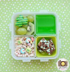 St. Patrick's day snack