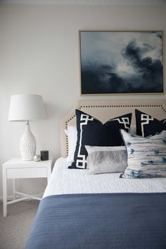 Pre-sale Makeover by Mi Designer Styling. Two Bedroom Apartments, Bedroom Design, Luxurious Bedrooms, Bedroom Inspirations, Interior Design, Renovations, Bedroom, Furnishings, Curated Design