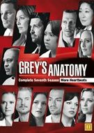 Grey's Anatomy: The Complete Seventh Season - DVD Ellen Pompeo, Chyler Leigh, Sandra Oh, Justin Chambers, Kevin McKidd Dvd Film, Film Serie, Music Film, Music Games, Meredith Grey, Grey's Anatomy Series, Greys Anatomy Season 7, Preston, Anatomy Grey