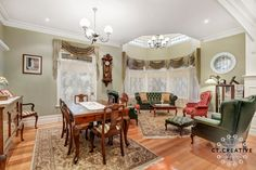 Bespoke real estate photography and video for inner city Melbourne's most prestigious properties. Valance Curtains, Decor, Wall, Green Wall, Real Estate Photography, Home Decor, Room, Dining, Dining Room