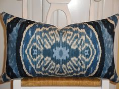 Decorative Pillow Cover  12 x 21 Duralee  by TurquoiseTumbleweed, $39.00
