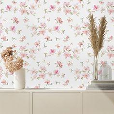 Soft Pink Flowers Wallpaper (25