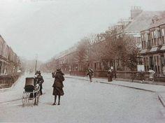 De Grey Street, Hull - looking towards Beverley Road c1905.