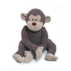 PAPER PLANE - Monkey Soft Toy