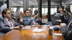 """Yes, please. Scorsese's """"Wolf of Wall Street"""""""