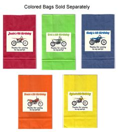 dirt bike labels