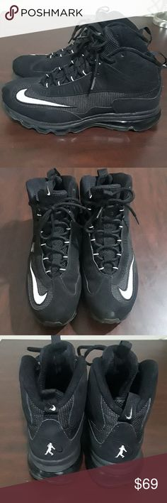 2be3307a2e3 Nike Air max Ken Griffey jr men s shoes Pre-owned Nike Air max Ken Griffey