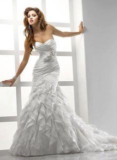 Vestidos de Noiva - Os mais belos Vestidos de casamento