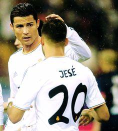 Ronaldo&Jeśe.