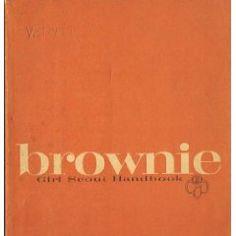 Brownie Girl Scout Handbook, 1963.