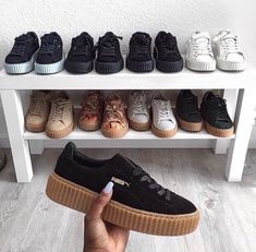 PUMA Women s Shoes - Sneaker collection - Puma Creepers Fenty - Find deals  and best selling products for PUMA Shoes for Women 4ecda8e53