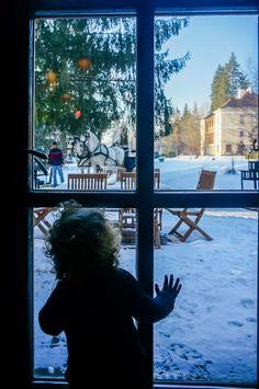 – cum e iarna la Zabala Romania, Bebe