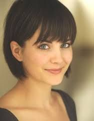 Image result for bob hairstyles for fine hair with fringe