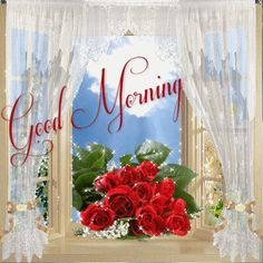 Good morning sister and all, have a great Wednesday, God bless .