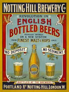 Notting Hill Brewing Co english beer