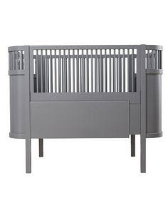 Entdecken Sie das Babybett / Juniorbett Kili von sebra bei car-Moebel.de! Ein echter Designklassiker in vier Farben erhältlich!