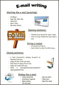 Forum | ________ Learn English | Fluent LandHow to Write an Email | Fluent Land