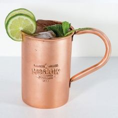 Story behind the Moscow Mule - interesting!