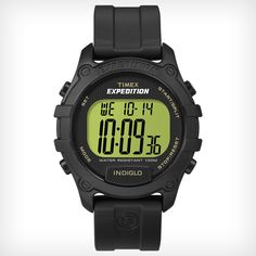 Timex Men's T49750WF Expedition Rugged Digital Chronograph Watch