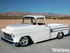 252 best 55 chevy cameo truck images auto glass chevy trucks rh pinterest com
