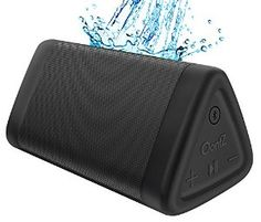 Cambridge SoundWorks OontZ Angle 3 Next Generation Ultra Portable Wireless Bluetooth Speaker : Louder Volume 10W+, More Bass, Water Resistant, Perfect Speaker for Golf, Beach, Shower & Home (Black) http://www.amazon.com/gp/product/B010OYASRG/ref=as_li_qf_sp_asin_il_tl?ie=UTF8&camp=1789&creative=9325&creativeASIN=B010OYASRG&linkCode=as2&tag=goldbdima-20&linkId=3HTCCXIONRVHDTLA