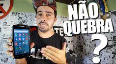 CELULAR QUE NÃO QUEBRA? Review Doogee T5 Lite 4G Smartphone - GearBest