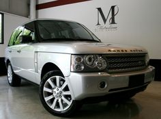 2006 ZAMBEZI SILVER Land Rover Range Rover Supercharged http://www.iseecars.com/used-cars/used-land-rover-range-rover-for-sale