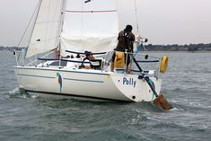 Jury steering: Oh Rudder, where art thou? - Practical Boat Owner