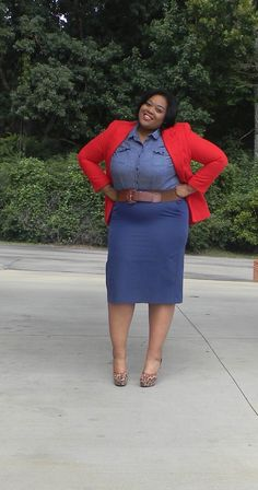 93 Best The Fly Church Girl Blog Plus Size Fashion images ...