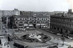 St George's Square: A look at Huddersfield's centrepiece down the years (Gallery) - Huddersfield Examiner