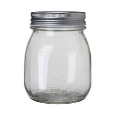 Jars & Accessories - Food Storage - Briscoes - Ecology Conserve Preserving Jar 350ml